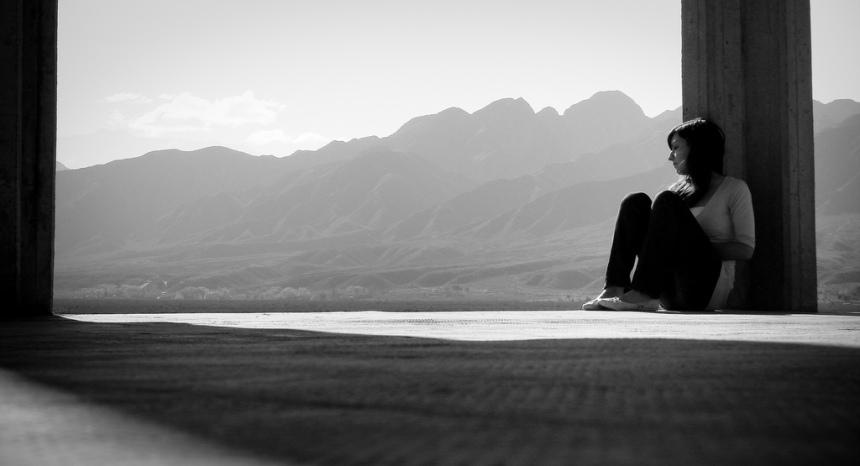 Contemplando, por Augustín Ruiz